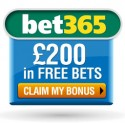 Bet365 Free Bets